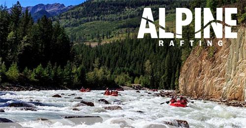 rafting-alpine