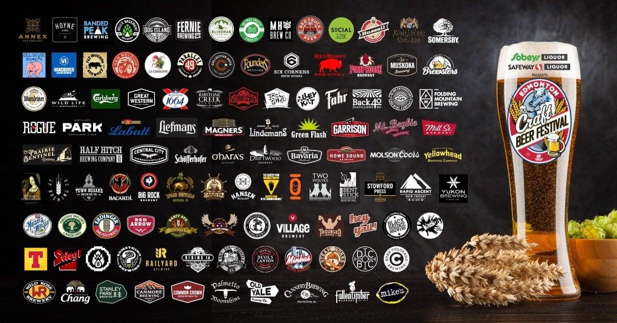 Edmonton Craft Beer Festival