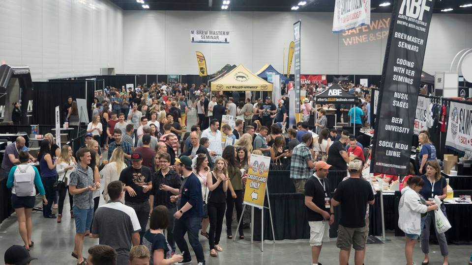 Home Alberta Beer Festivals